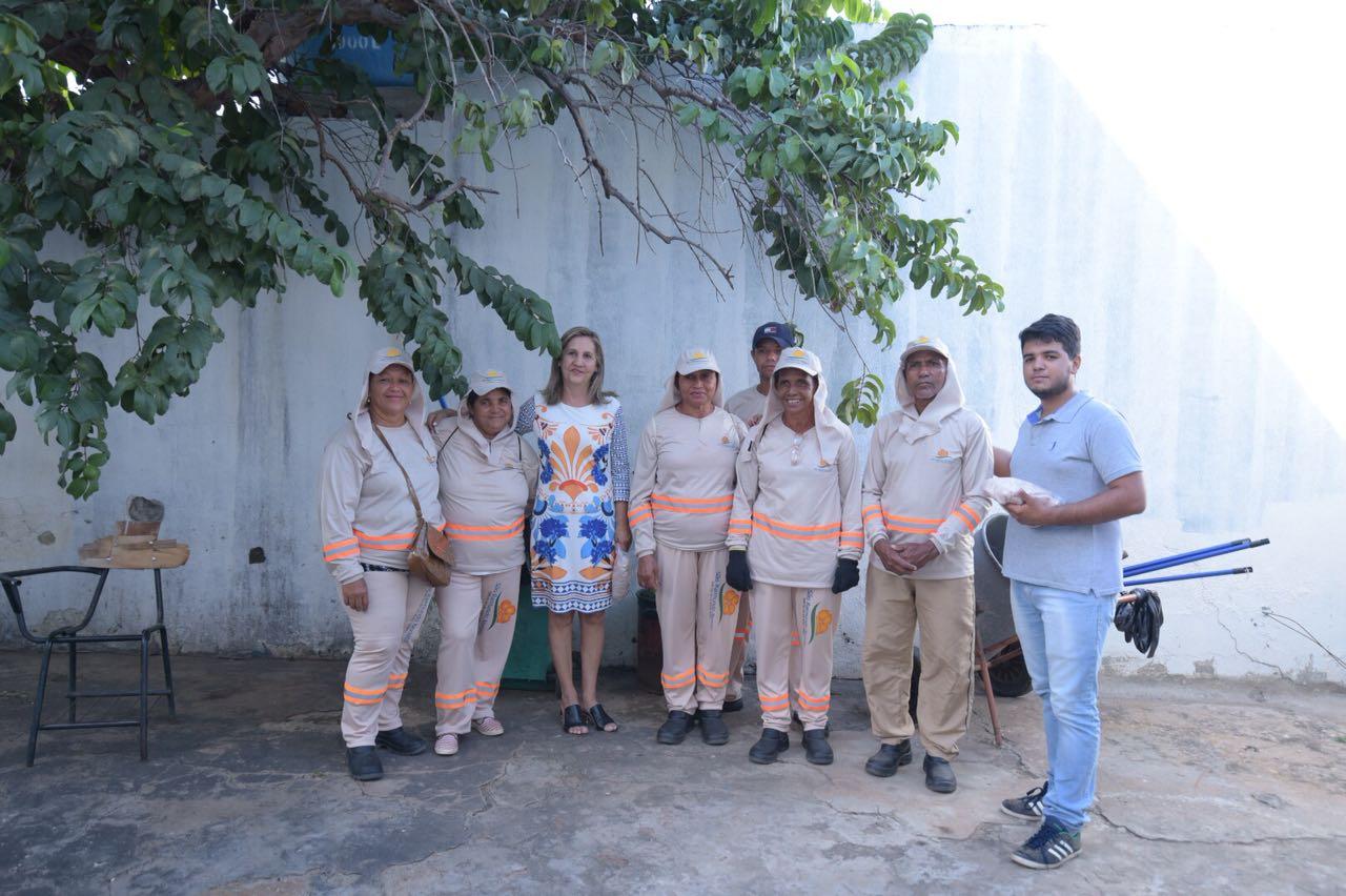 A Prefeitura de São Raimundo Nonato por meio da Secretaria Municipal da  Infraestrutura disponibilizou kits de Equipamento de Proteção Individual  (EPI) para ... 7bfb70ea36